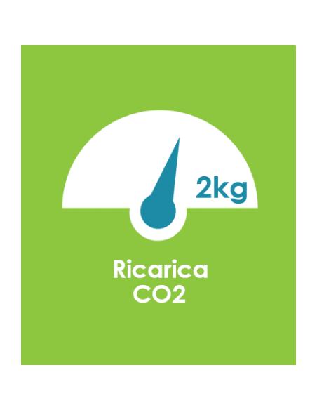 Ricarica Bombola CO2 - 2 kg
